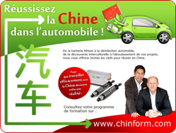 Laurent Goulvestre - Maîtriser l'automobile en Chine