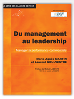 couverture du livre : Du management au leadership